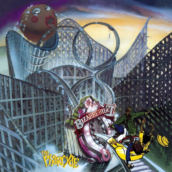 Pharcyde Pharcyde - Bizarre Ride Ii The Pharcyde (2 LP) maximum ride the manga volume 2