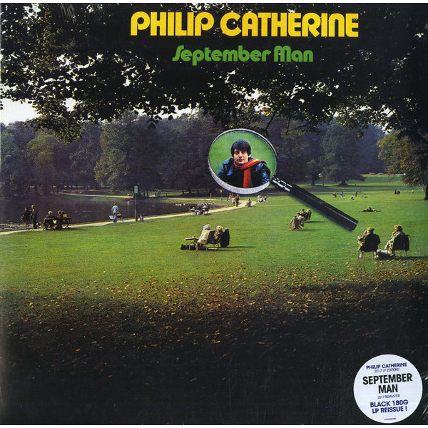 Philip Catherine Philip Catherine - September Man (180 Gr) philip plein