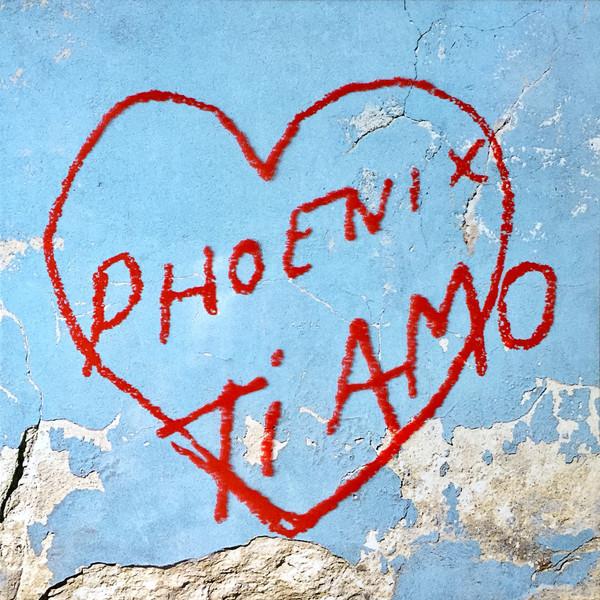Phoenix - Ti Amo (180 Gr, Colour)