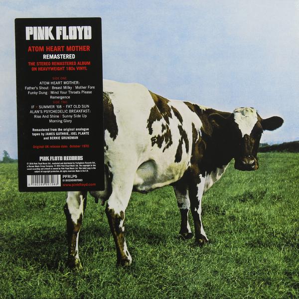 лучшая цена Pink Floyd Pink Floyd - Atom Heart Mother (180 Gr)