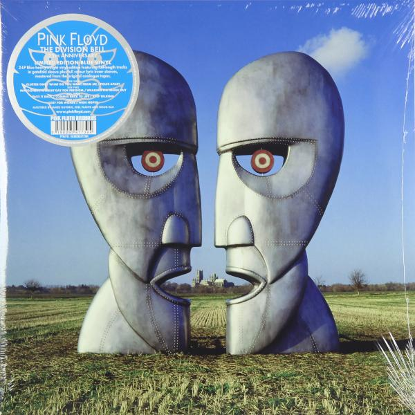 Pink Floyd Pink Floyd - The Division Bell (25th Anniversary) (2 Lp, Colour) цена и фото