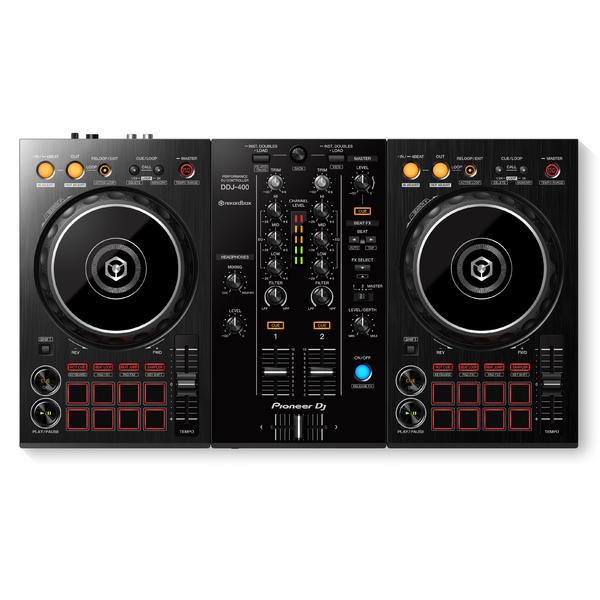 DJ контроллер Pioneer DDJ-400 dj контроллер pioneer ddj sz2