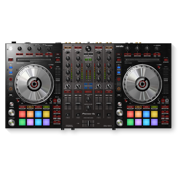 DJ контроллер Pioneer DDJ-SX3 dj контроллер pioneer ddj sz2