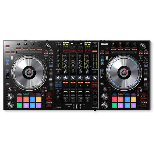 DJ контроллер Pioneer DDJ-SZ2 dj контроллер pioneer ddj sz2