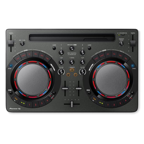 DJ контроллер Pioneer DDJ-WEGO4-K Black