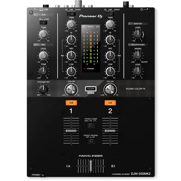 купить DJ микшерный пульт Pioneer DJM-250MK2 онлайн