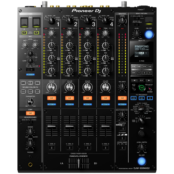купить DJ микшерный пульт Pioneer DJM-900NXS2 онлайн