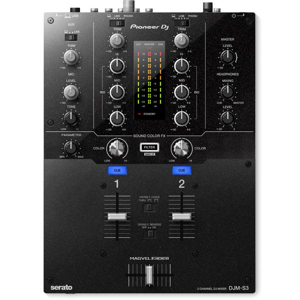 DJ микшерный пульт Pioneer DJM-S3