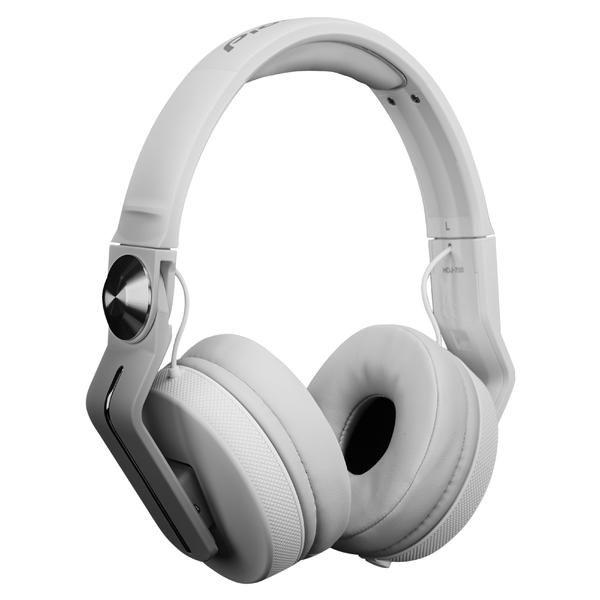 лучшая цена Охватывающие наушники Pioneer HDJ-700 White