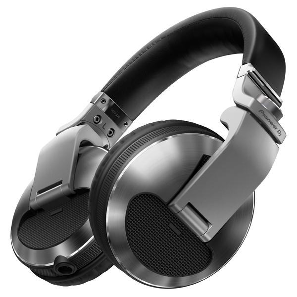 лучшая цена Охватывающие наушники Pioneer HDJ-X10 Silver