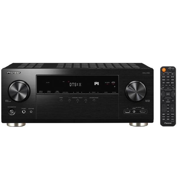AV ресивер Pioneer VSX-LX304 Black цена