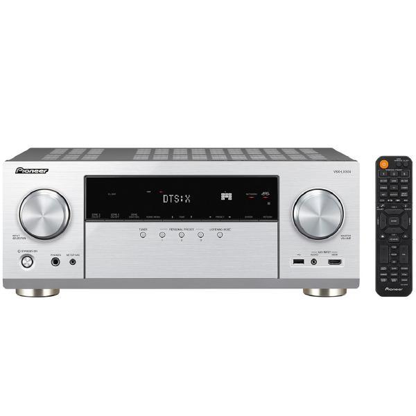AV ресивер Pioneer VSX-LX304 Silver 1pc remote control plastic high quality remote controller suitable for pioneer vsx 521 axd7660 vsx 422 k axd7662 av receiver