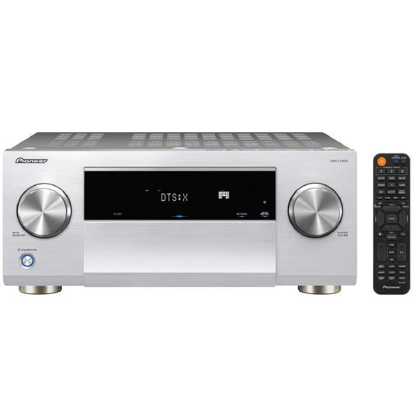 AV ресивер Pioneer VSX-LX504 Silver 1pc remote control plastic high quality remote controller suitable for pioneer vsx 521 axd7660 vsx 422 k axd7662 av receiver