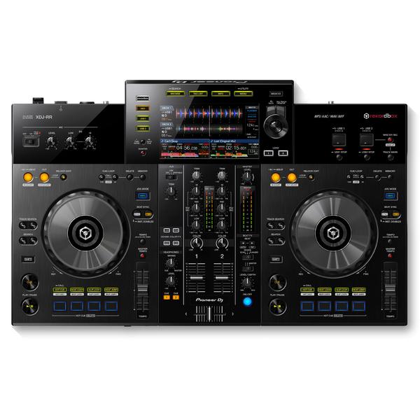DJ контроллер Pioneer XDJ-RR