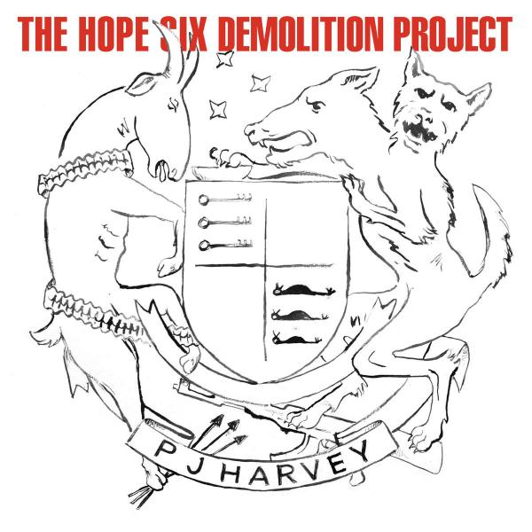 Pj Harvey Pj Harvey - Hope Six Demolition Project