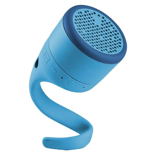 цена Портативная колонка Polk Audio Boom Swimmer Jr Blue онлайн в 2017 году