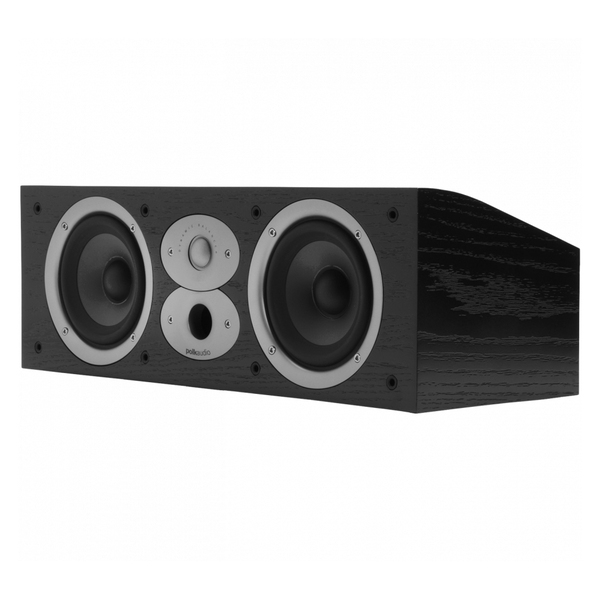 Центральный громкоговоритель Polk Audio CSi A4 Black Wood Veneer polk audio ultra fit 3000a black grn
