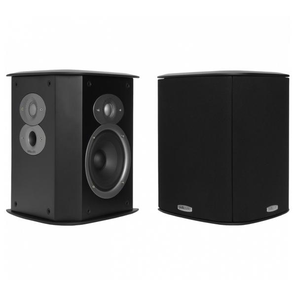 Специальная тыловая акустика Polk Audio FXi A4 Black Wood Veneer специальная тыловая акустика wharfedale reva sr walnut veneer