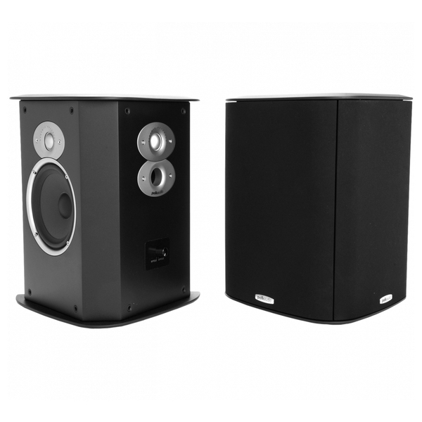 Специальная тыловая акустика Polk Audio FXi A6 Black Wood Veneer специальная тыловая акустика wharfedale reva sr walnut veneer