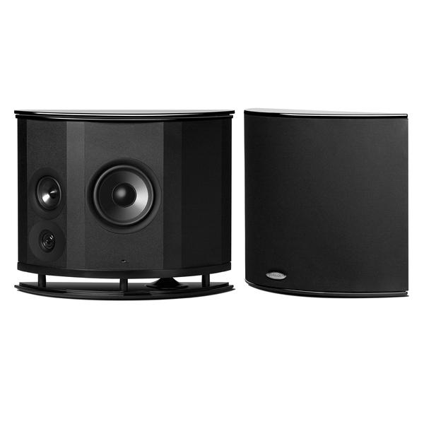Специальная тыловая акустика Polk Audio LSiM 702F/X High Gloss Black system audio sa mantra 70 high gloss black