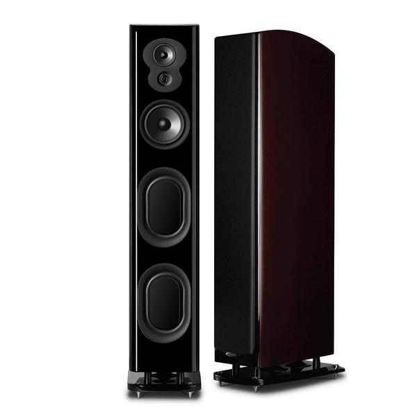 лучшая цена Напольная акустика Polk Audio LSiM 705 Midnight Mahogany