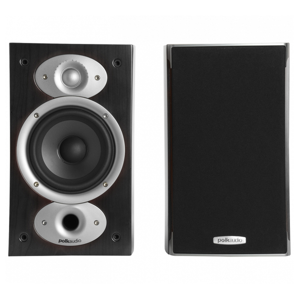 Полочная акустика Polk Audio RTi A1 Black Wood Veneer polk audio ultra fit 3000a black grn