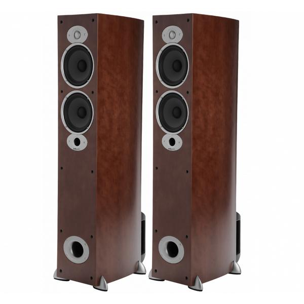 Напольная акустика Polk Audio RTi A5 Cherry Wood Veneer полочная акустика polk audio rti a1 cherry wood veneer