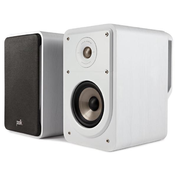 лучшая цена Полочная акустика Polk Audio S15 E White