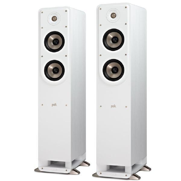 Напольная акустика Polk Audio S50 E White полочная акустика polk audio s20 e white
