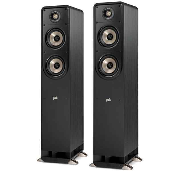 Напольная акустика Polk Audio S50 E Black polk audio ultra fit 3000a black grn