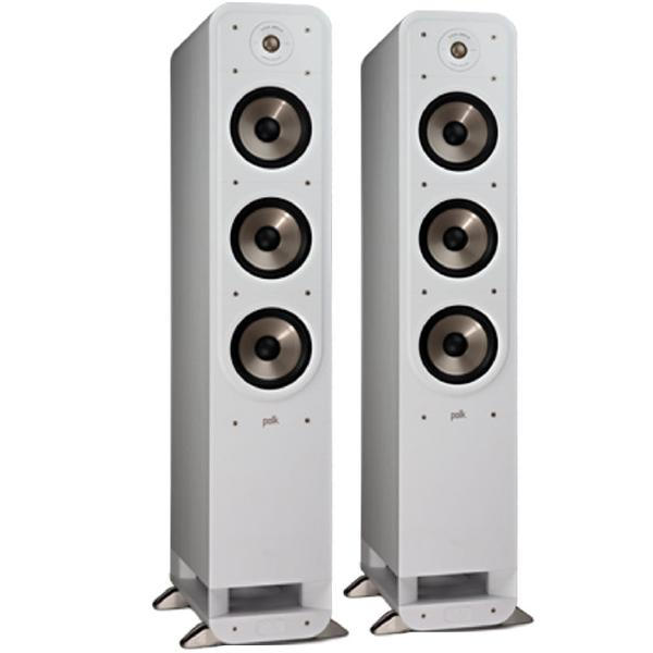 Напольная акустика Polk Audio S60 E White полочная акустика polk audio s20 e white