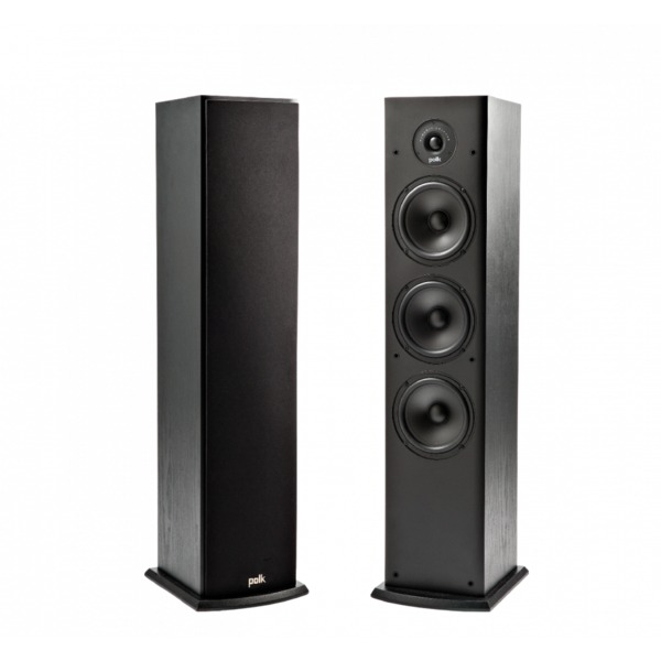Напольная акустика Polk Audio T50 Black polk audio tl1 satellite black