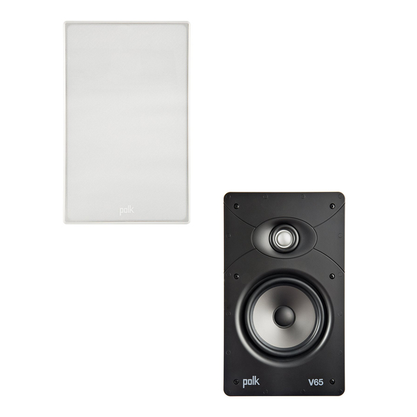 Встраиваемая акустика Polk Audio V65 цены