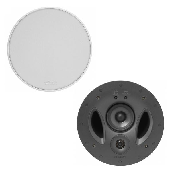 Встраиваемая акустика Polk Audio VS900 LS твитер вч динамик hertz dt 24 3