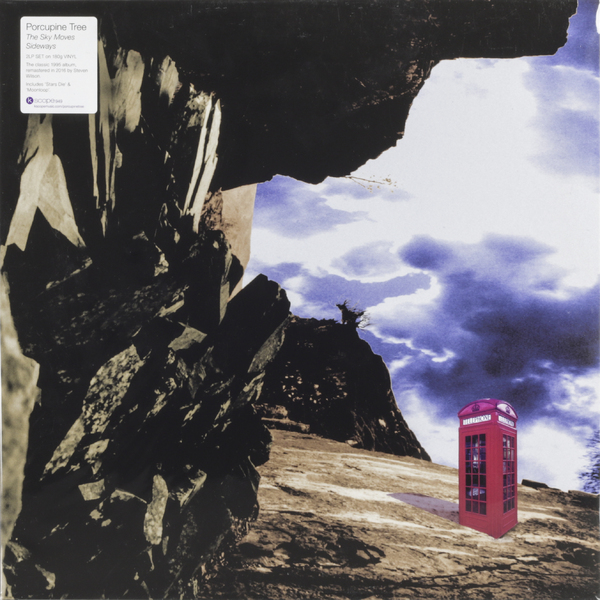 Porcupine Tree - The Sky Moves Sideways (2 LP)