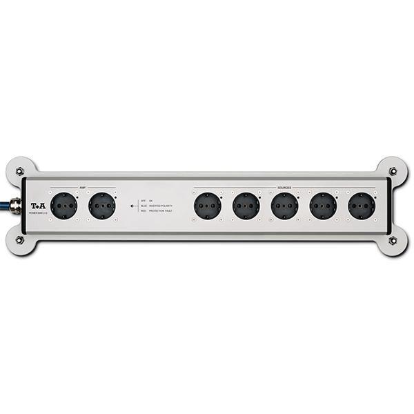 Сетевой фильтр T+A Power Bar 2+5 HD Silver