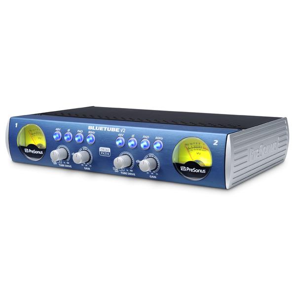 Микрофонный предусилитель PreSonus BlueTube DP v2 duplicator i3 v2 1 в пластиковом корпусе со стеклом