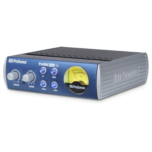 Микрофонный предусилитель PreSonus TubePre V2