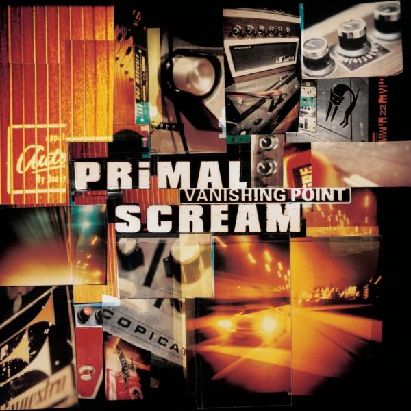 Primal Scream - Vanishing Point (2 LP)