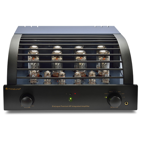 Ламповый стереоусилитель PrimaLuna DiaLogue Premium HP Black