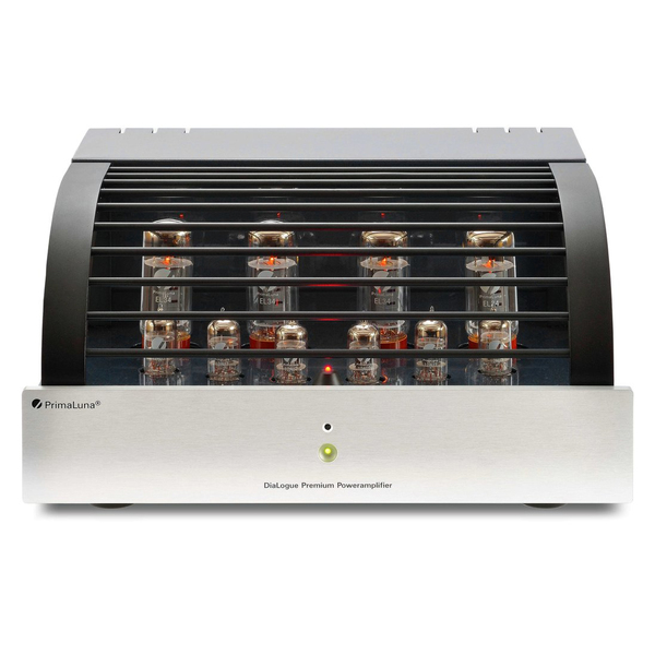 Ламповый стереоусилитель мощности PrimaLuna DiaLogue Premium Stereo/Mono Silver цена