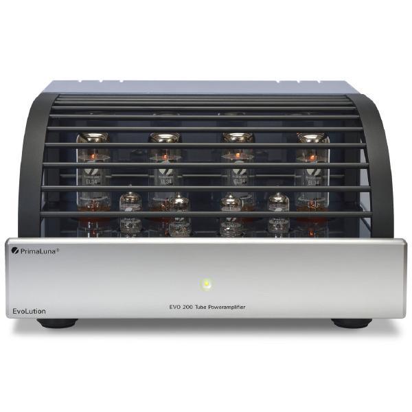 Ламповый стереоусилитель мощности PrimaLuna Evolution 200 Power Silver цена