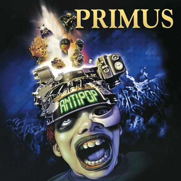 Primus - Antipop (2 LP)