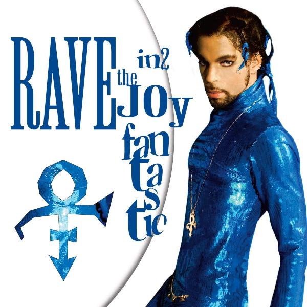 Prince - Rave In2 The Joy Fantastic (2 Lp, Colour)