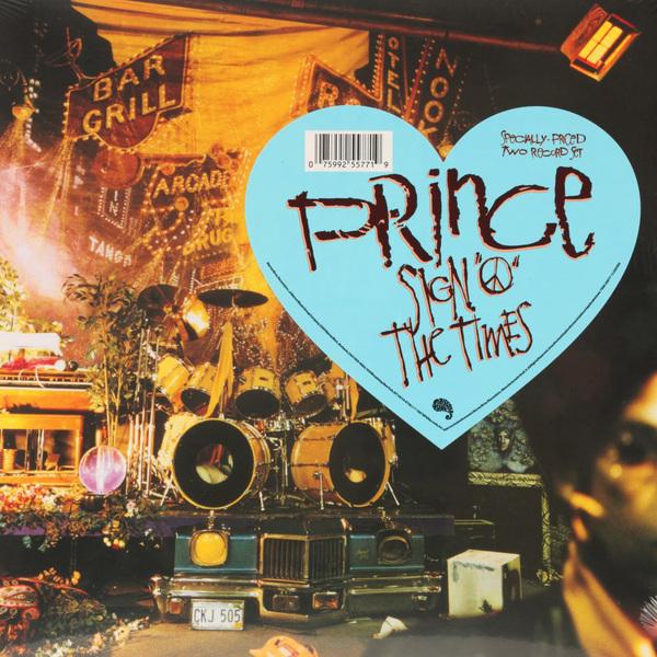 лучшая цена Prince Prince - Sign 'o' The Times (2 LP)