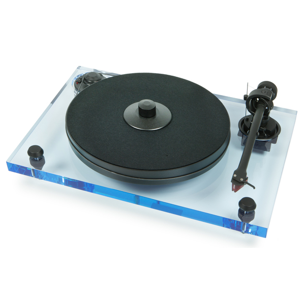 Виниловый проигрыватель Pro-Ject 2-Xperience Primary Blue (2M-Red)