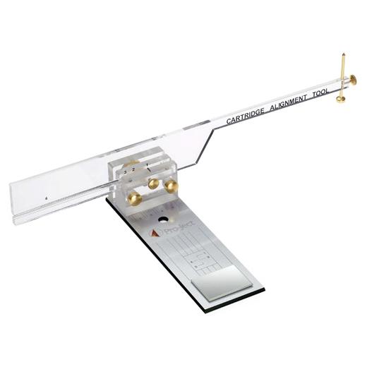 Товар (аксессуар для винила) Pro-Ject Инструмент выравнивания тонарма Align It