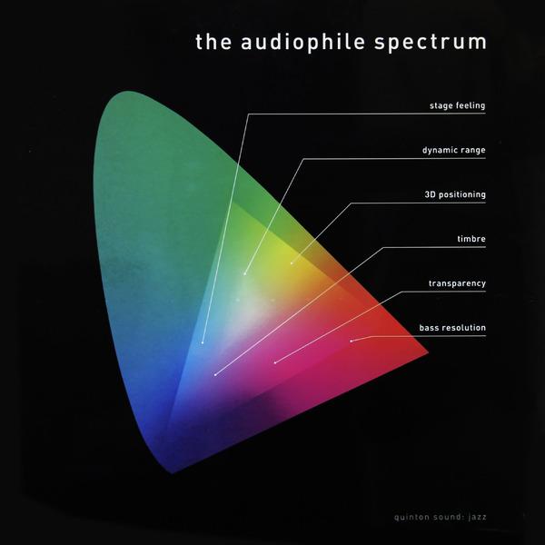 Тестовый Диск Pro-ject Audiophile Spectrum ()