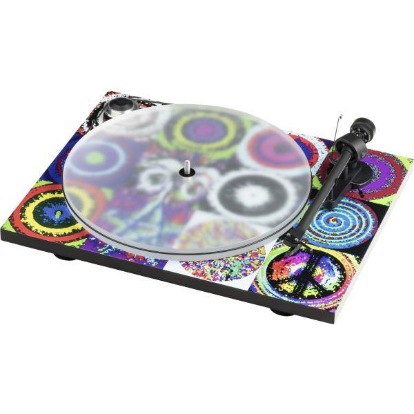 лучшая цена Виниловый проигрыватель Pro-Ject Essential III Ringo Starr - Peace & Love (OM-10)