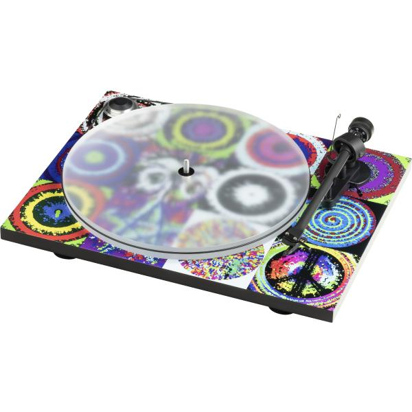 Виниловый проигрыватель Pro-Ject Essential III Ringo Starr - Peace & Love (OM-10)